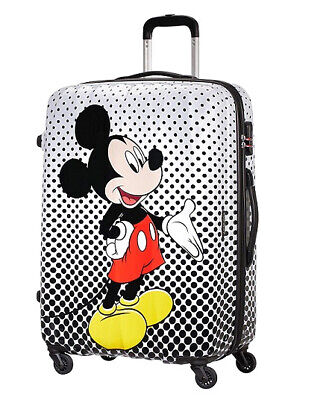 Trolley American Tourister disney legends spinner L 19C*008 mickey mouse polka d