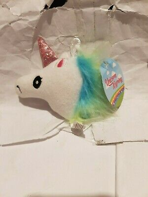 unicorn keyring new with tags