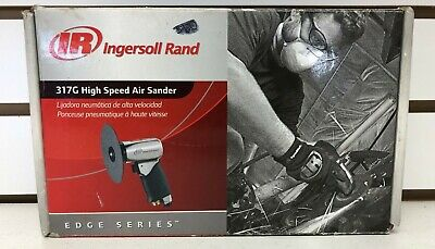 "Lot of 2 Ingersoll Rand 49096-1 Snap On BFS50  Vinyl 5/"" Adhesive Sanding Pads"