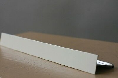 white suspended ceiling Grid Cross Tee Section 15mm or 24mm 600mm Sections
