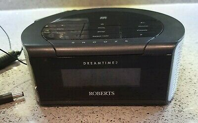 Replacement Power Supply for ROBERTS DREAMTIME2 DAB//DAB+//FM RDS Digital Radio HS