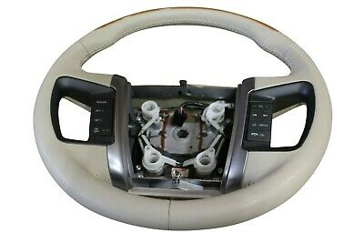 OEM 2009 Lincoln MKS Steering Wheel 8A5Z3600EA FORD