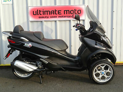 2017 17 Piaggio MP3 LT 300 Business ABS ASR - RIDE ON CAR LICENCE