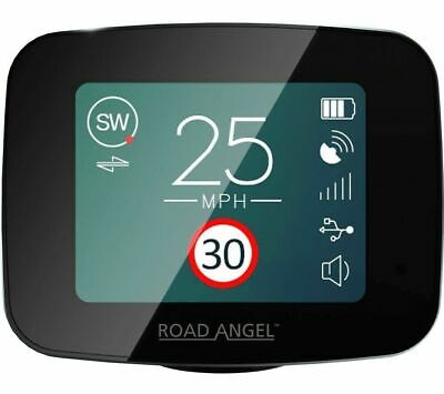 """ROAD ANGEL PURE 2.4"""" Speed Camera Detector - Brand New & Sealed"""