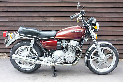 Honda CB 750 CB750 A Automatic Runs and Rides with Low Mileage!