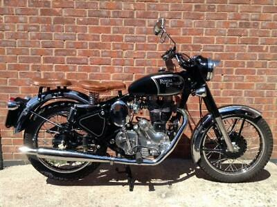 1973 Royal Enfield Bullet 500 Black Absolutely Stunning Condition