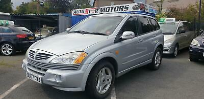 2007 Ssangyong Kyron 2.0TD AUTOMATIC SX DIESEL