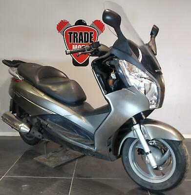 2014 14 Honda Fes 125 S-Wing Maxi-Scooter Project Trade Sale Learner Legal 27K