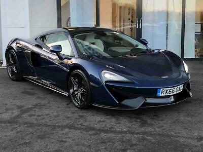 Mclaren 570S Coupe 570S Coupe S-A Sports 3.8 Semi