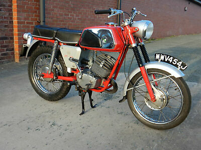 Puch 125cc 1971 Matching Frame & Engine Numbers