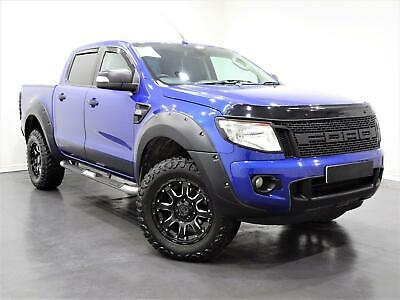 2012 Ford Ranger 3.2 TDCi Limited Double Cab Pickup 4x4 - PX SWAP - FINANCE