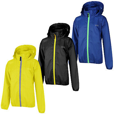 High Colorado Cannes Kinder Regenjacke Outdoorjacke Trekkingjacke Wanderjacke