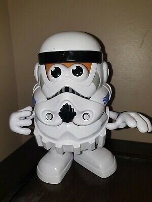Toy Story Mr Potato Head Stormtrooper Star Wars Collectable