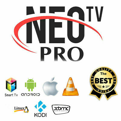 NEO IPTV PRO 12MOIS FULL HD,SD,VOD,SERIES,CHAINES,m3u,android,vlc,ios,mag,kodi