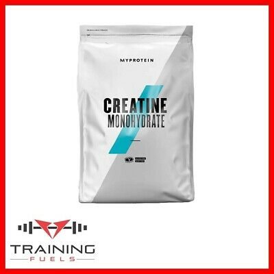 Myprotein Creatine Monohydrate Powder Performance Strength Muscle Various Sizes