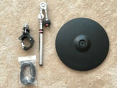 Roland CY-12C V-Drum Dual Trigger Gibraltar Cymbal Arm & metal Clamp