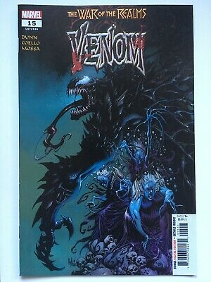 Venom #15 LGY #180 Marvel 25th Tribute Variant Cover Comic