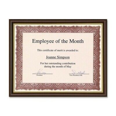 First Base Recognition Certificate Frame 83903