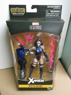 Marvel Legends Series X-Men **PSYLOCKE**  Marvel/'s Apocalypse BAF New Sealed