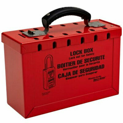 Master Lock 498A Portable Group Lock Box (ML-498A)