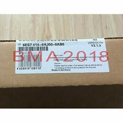 1PC Brand New Siemens 6ES7414-4HJ04-0AB0 One year warranty fast delivery