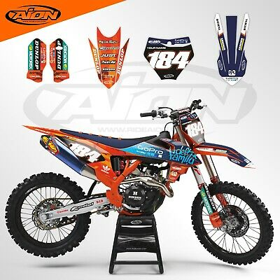 ONE CHECKERS GRAPHICS KTM SX SXF 150 250 350 450 2011  2012 /& 2012 13 EXC XCW