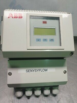 **New** ABB Sensyflow FMT 500-iG Type 2113 Digital Mass Flowmeter