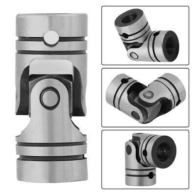 16mm Shaft Coupling Motor Connector DIY Steering Steel Universal Shaft Joint New