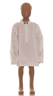 BNWT Name It Girls White long sleeved Top Shirt Blouse Size 122 ( 6 - 7Y )