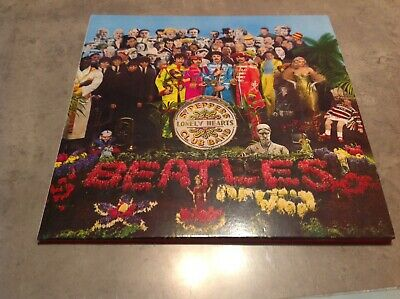 THE BEATLES Sgt. Pepper's Lonely Hearts Club Band 180g VINYL LP NEW Reissue