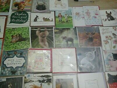 80 S Mix Cards, Wholesale Joblot Greeting Cards