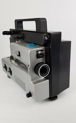 Chinon 2000GL cine projector original box with accessories and instructions