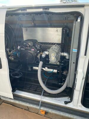 Truck Mounted carpet cleaning machine