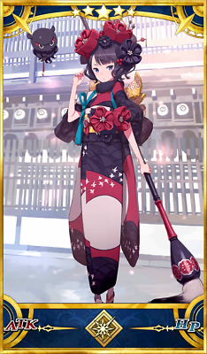 Fate Grand Order Starter Account NA//ENG Single First Hassan #CDM6