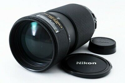 Nikon AF Nikkor 80-200mm f/2.8 ED Zoom Lens W/Cap from Japan [Exc-]