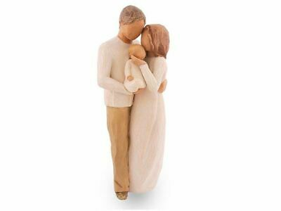 Willow Tree 26181 Our Gift Family Figurine Figures Ornaments Collection Gift