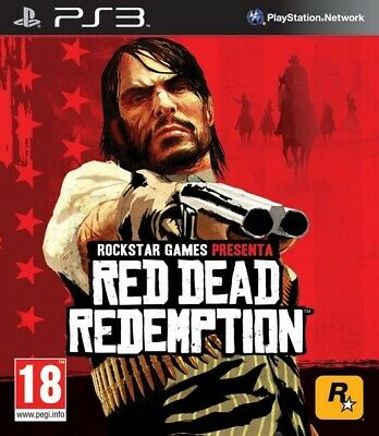 Red Dead Redemption PS3 Digital Please Read Description