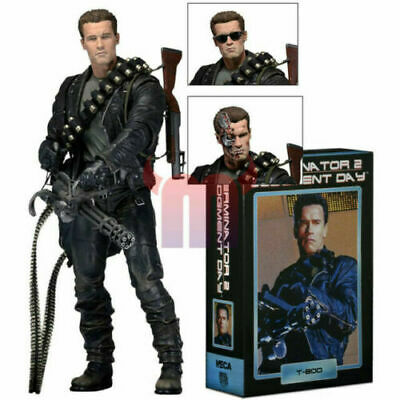 NECA-Terminator-2-Judgment-Day-T-800-Ultimate-Deluxe-Arnold-7-034-Action-Figu