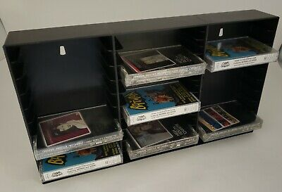 Case Logic 30-unit Cassette Tape Storage Shelves (Wall Mount)