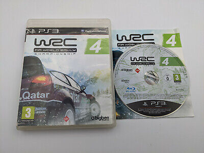 WRC 4: FIA World Rally Championship  - PS3 Game - PlayStation 3 - Free, Fast P&P