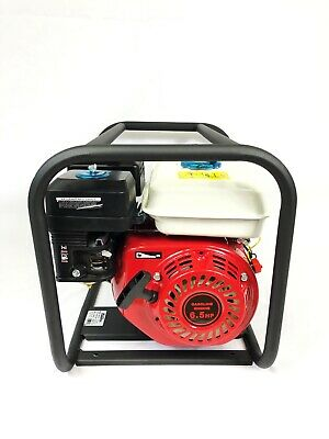 2-Inch Gas-Powered Chemical and Semi-Trash Water Transfer Pump