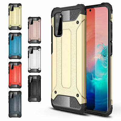 For Samsung Galaxy S20 Ultra 5G S20 Shockproof Hybrid Silicone Rugged Case Cover