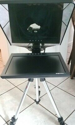 "Prompter People 15V 15"" TFT LCD Monitor Video Studio Teleprompter"