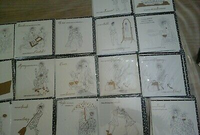 34 New Camilla Cards, Wholesale Joblot Greeting Cards