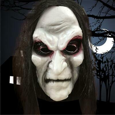 Scary Halloween Face Mask Zombie V1 3D Effect Fancy Dress Horror FS218