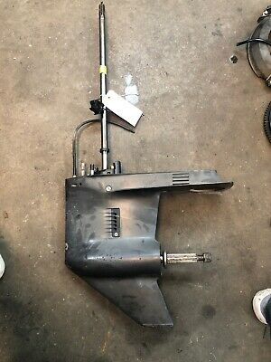 Mercury 40hp tracker lower unit long shaft 1643-9539a16