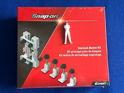 Snap On GearLock Master Set - Timing Gear Clamp Kit MLS500KT BRAND NEW FREE P&P
