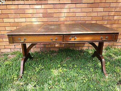 Beautiful Antique Writing Desk 1950s