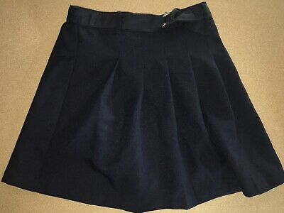 Girls size 14 Navy Uniform Skort