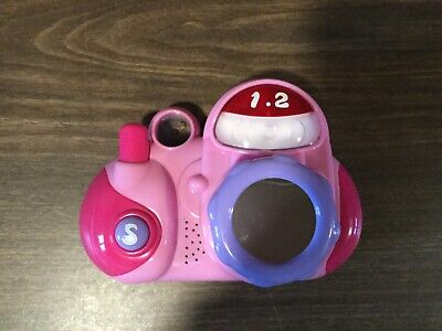 2010 Happy Kids Toys Realistic Toddlers Toy Camera With Sounds,Flash & Movement